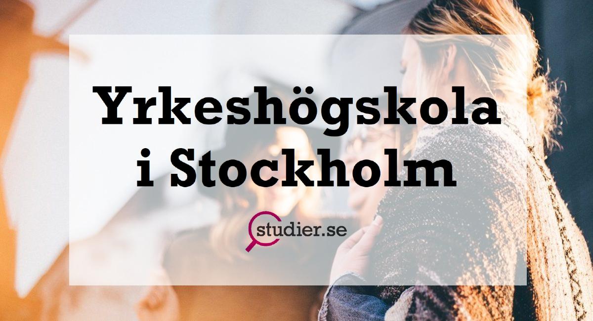 Yrkeshögskola Stockholm