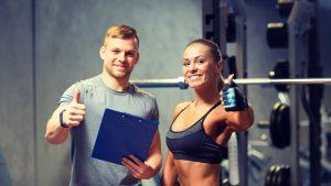 personlig tränare PT utbildning