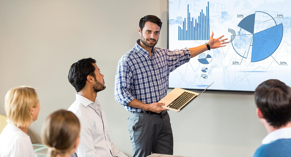 utbildning i presentationsteknik