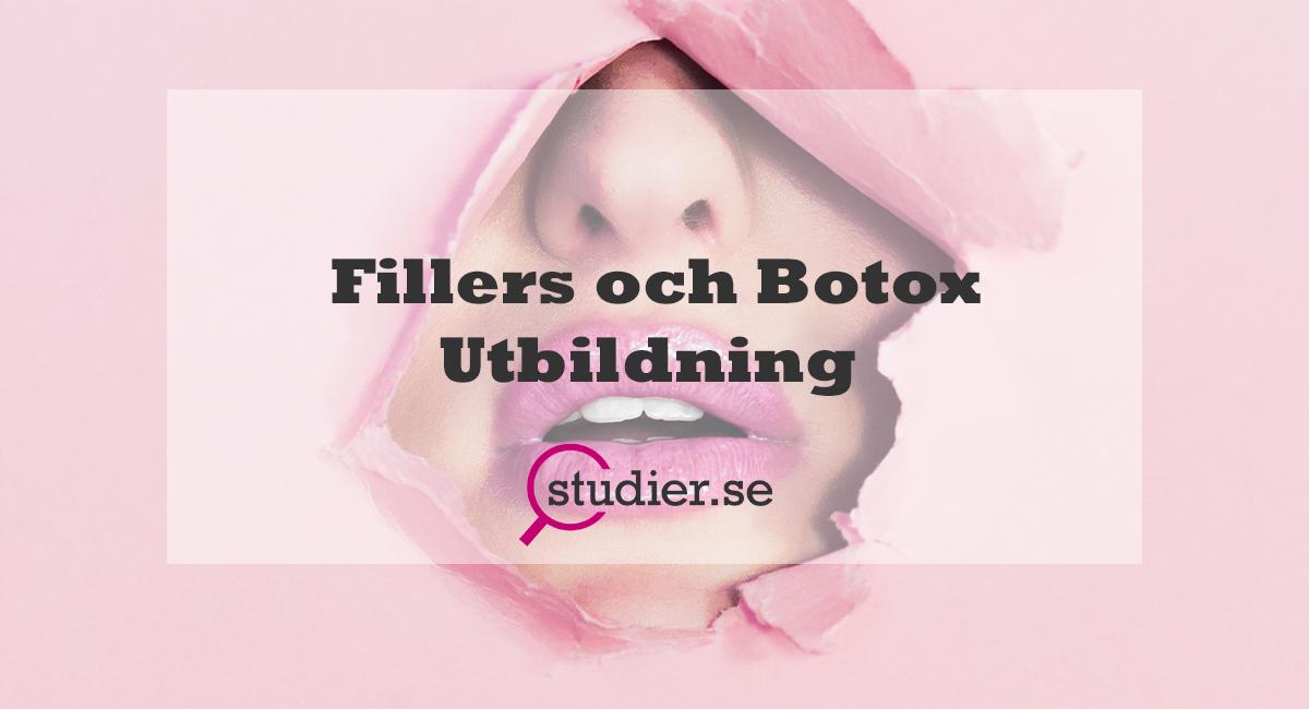 Filler och botox