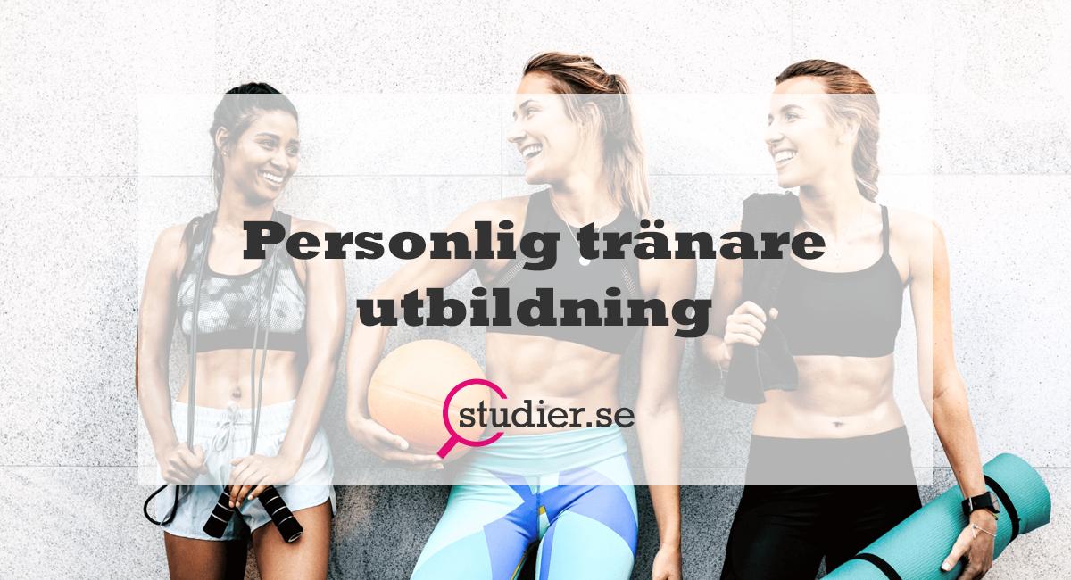 Personlig-tränare-utbildning