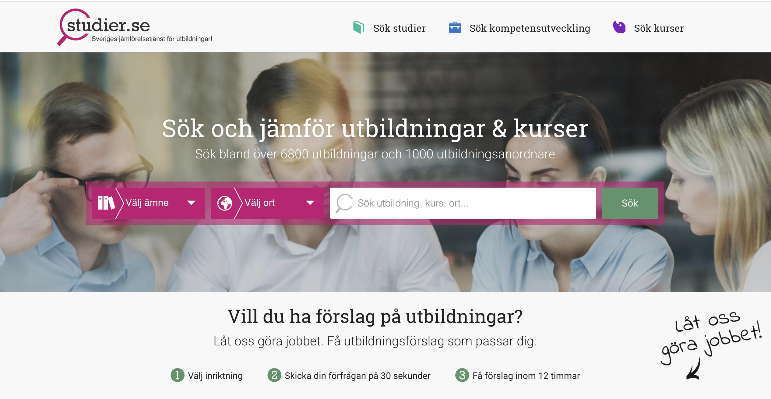 Utbildning & kurser för alla i arbetslivet utbildning.se utbildning.se