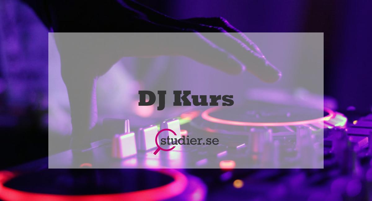 DJ kurs