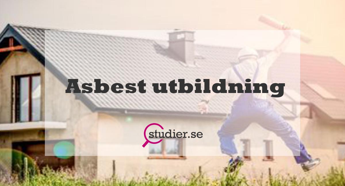 Asbest utbildning