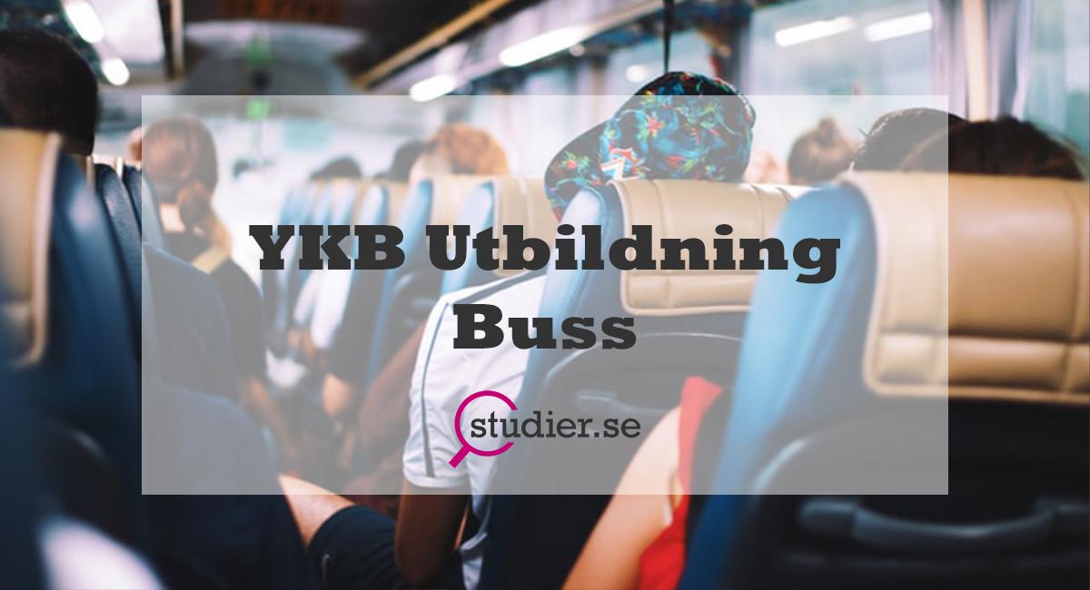 YKB Utbildning Buss