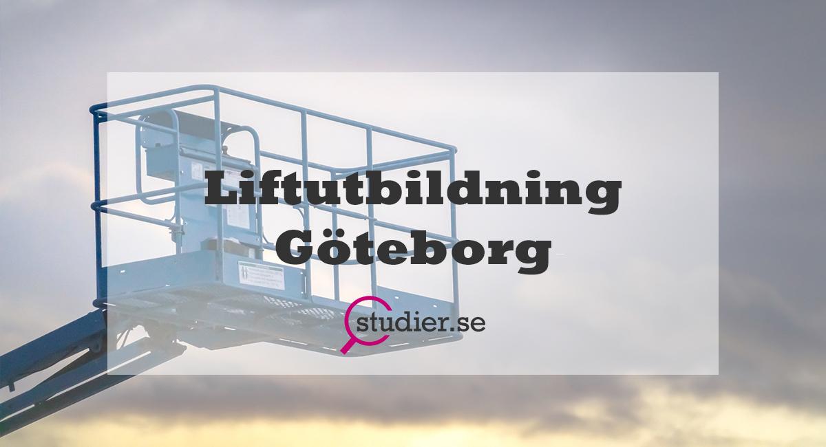 Liftutbildning Göteborg