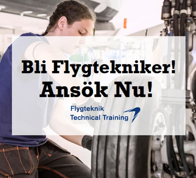 Flygtekniker utbildning studier.se 3 – kopia