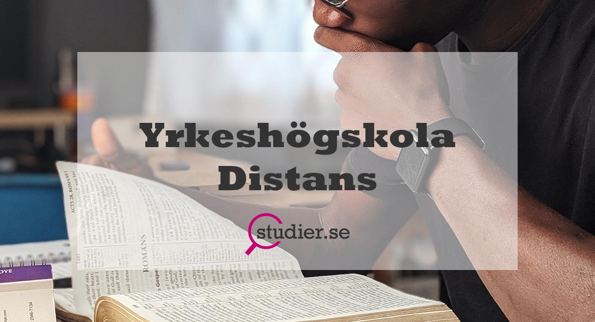 Yrkeshögskola Distans_