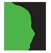Sveriges bästa yrkesutbildningar : Humanistiskt Lärcentrum Logotyp