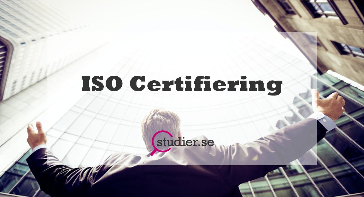 ISO certifiering_