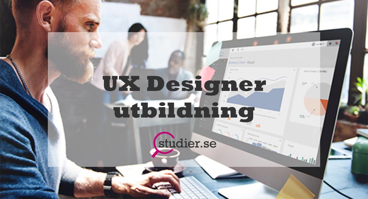 ux designer utbildning