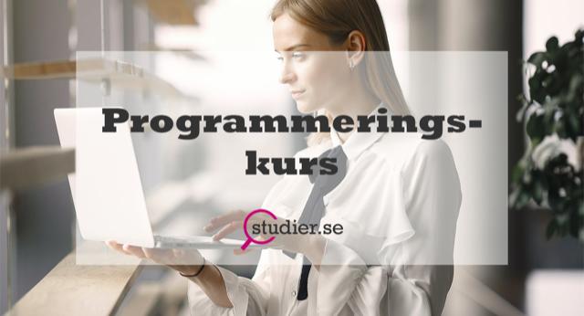 Programmeringskurs programmering utbildning