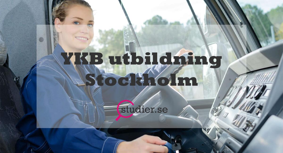 YKB utbildning stockholm