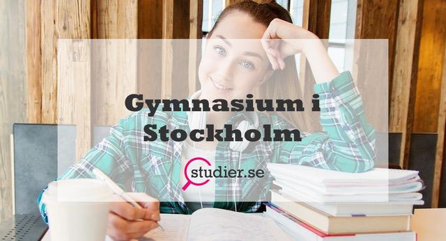 gymnasium i stockholm